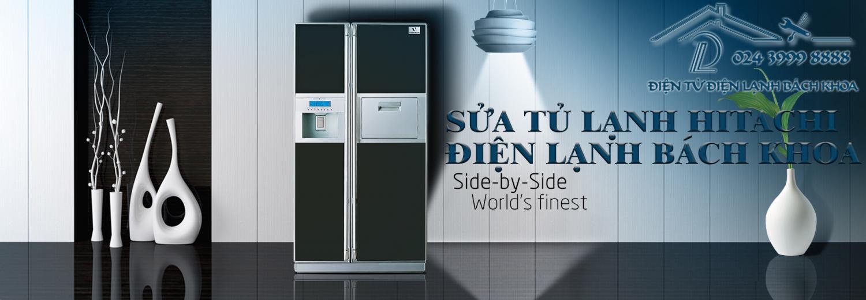Sửa Tủ Lạnh Side By Side Hitachi 024 3999 8888 - 0938 718 718