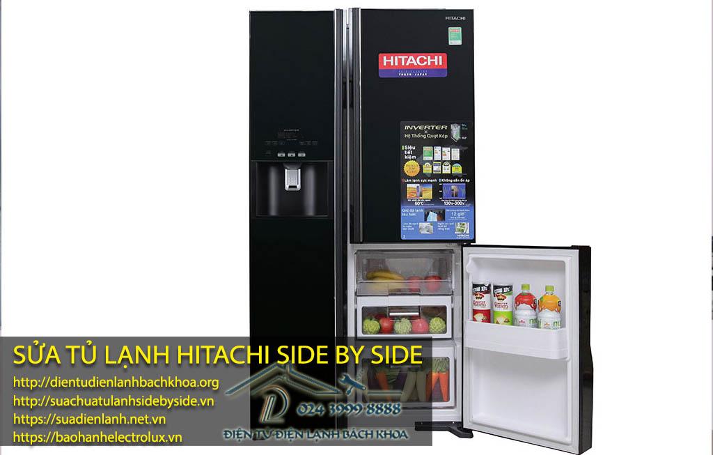 Sửa Tủ Lạnh Hitachi Tại Nhà