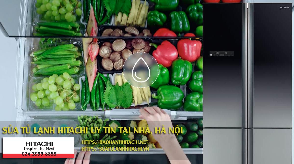 Dịch vụ sửa tủ lạnh Hitachi tại nhà, Hà Nội